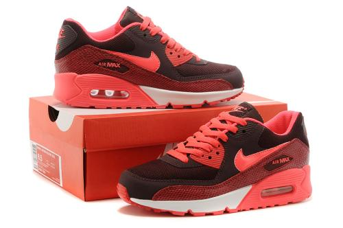 buy popular 9b141 48ace burgundy nike air max 90