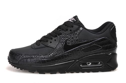 nike all black air max 90