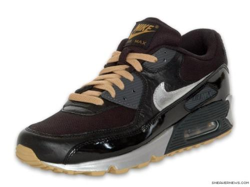 air max 90 black and yellow