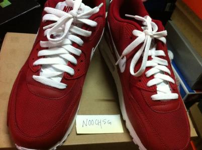 quality design f8460 808bd nike air max 90 red and white