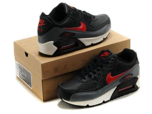 0ccee094858 nike air max 90 red and black