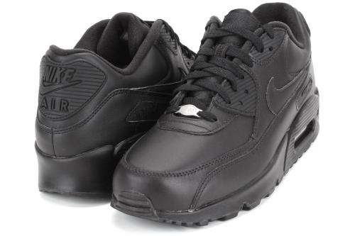mens nike air max black