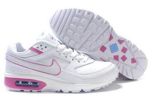 all white air max womens