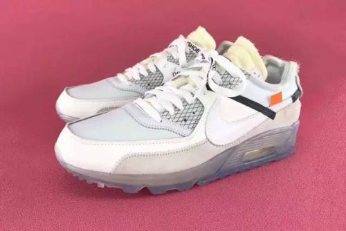 white air max 90s