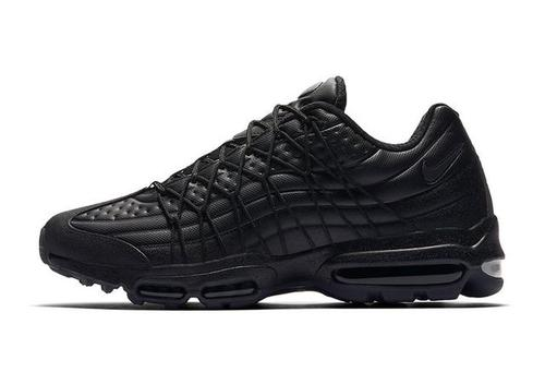 8e23e192b7e nike air max all black
