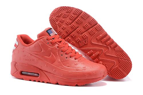 new products 2e055 7fd7c all red nike air max 90