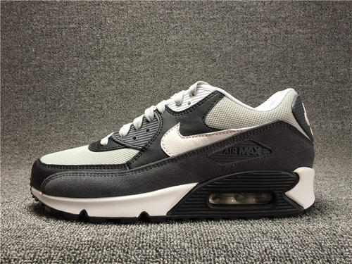 best sneakers bb44e 6bf1d nike air max 90 black and white