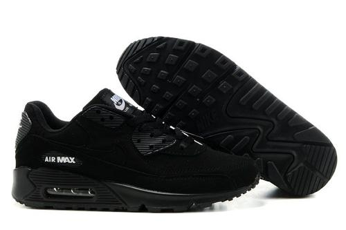 huge selection of 94023 cde69 all black air max 90 womens