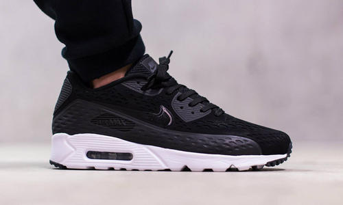 Nike Air Max 1 (l) Black Gold Leopard Excl 6 Uk: Amazon.co