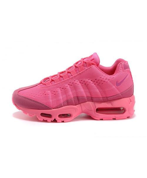 Sky Blue Pink Fluorescent spots Cheap Women UK Nike Air Max